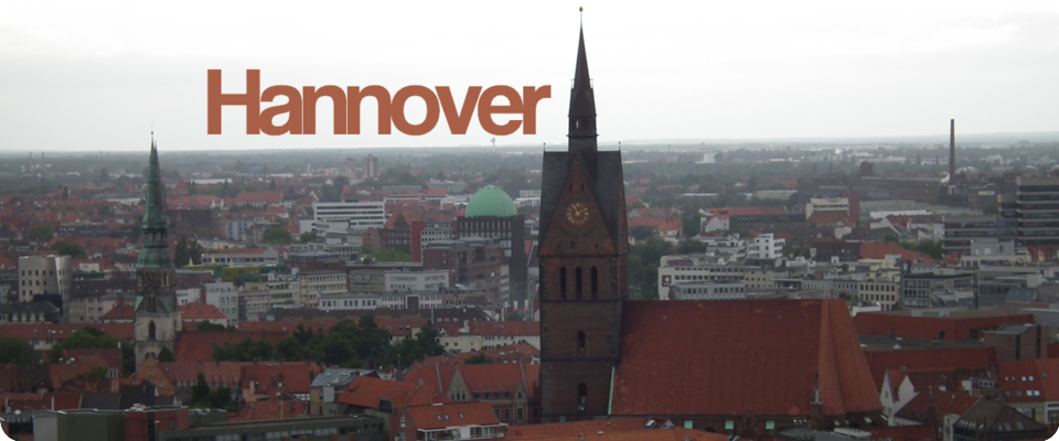 Hello, Hannover