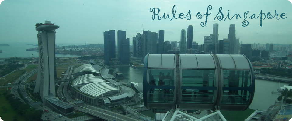 Rules of Singapore