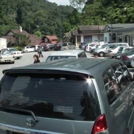 Fraser's Hill Traffic Jam