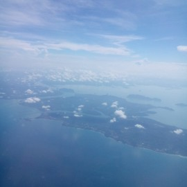 Arriving to Phuket