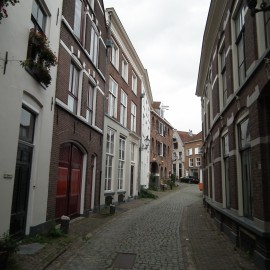 Deventer's Winding Streets