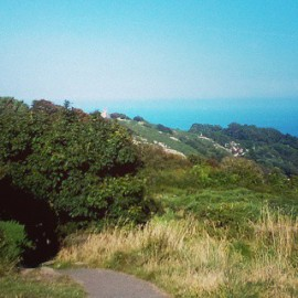 Killiney Hill!
