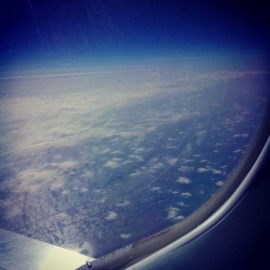 Up in the Sky!