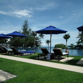 Hyatt Regency Phuket Pool Area