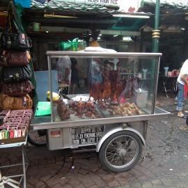 Asian street food!