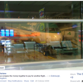 Aer Lingus - Facebook Post