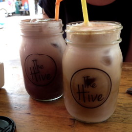 The Hive - Great Coffee!