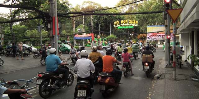 A Few Days in Saigon!