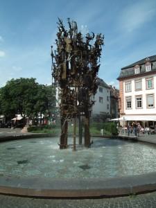Mainz HPC - Hen Party Central...