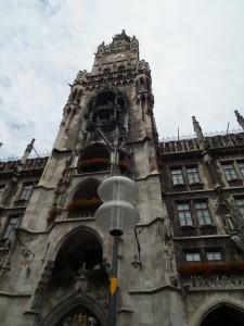 Morning again, Munich...