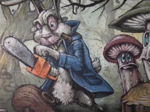 The Killer Rabbit...