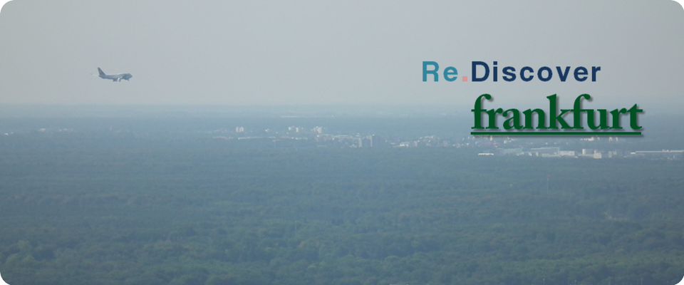Re.Discover Frankfurt!