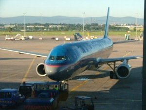 My only picture for bmi...note I haven't seen a plane look like this since easily mid-2005...