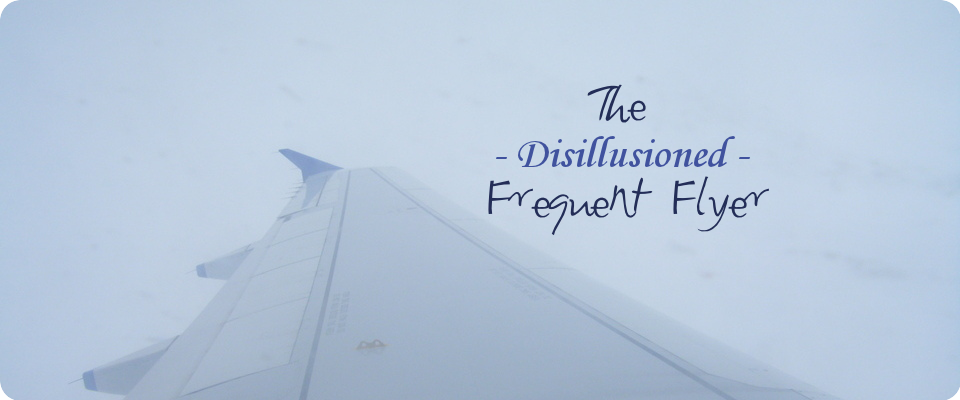 The Disillusioned Frequent Flyer