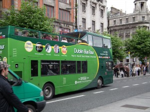 Dublin Bus shows off the very best...