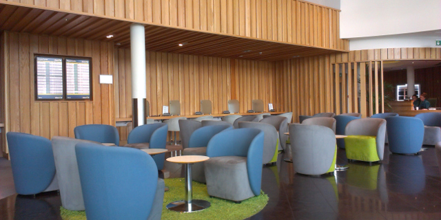 Aer Lingus Gold Circle Lounge