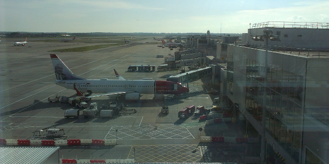 Gatwick's Number 1 Lounge