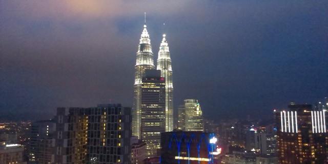Back to Kuala Lumpur