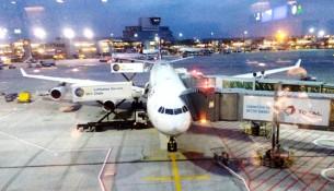 Lufthansa A340