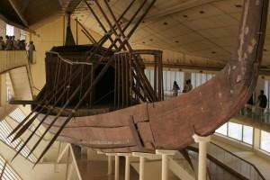 Khufu Boat Museum