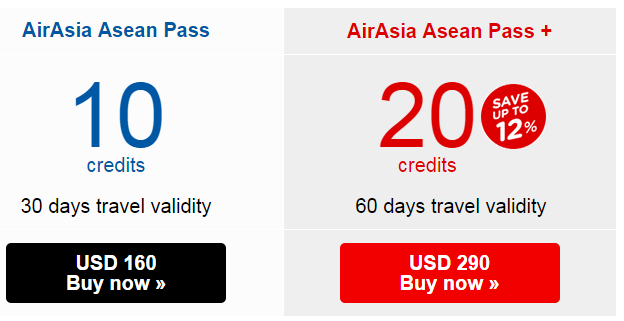 ASEAN Pass Flavours