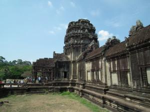 Corners of Angkor Wat