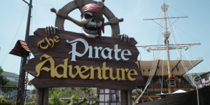 The Pirate Adventure
