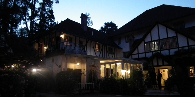 The Smokehouse Hotel