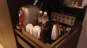 The complex coffee machine!
