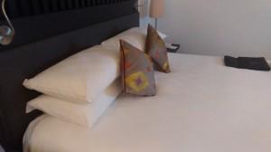 Sama-Sama Hotel Bed