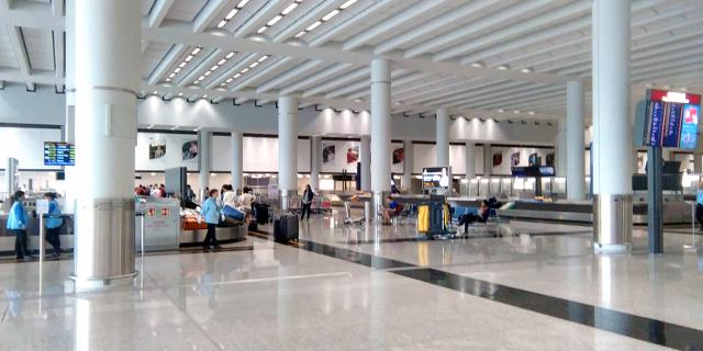 HKIA Airport