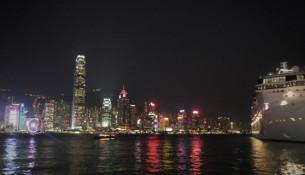 Hong Kong by Night!
