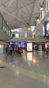 Hong Kong Intl. Airport