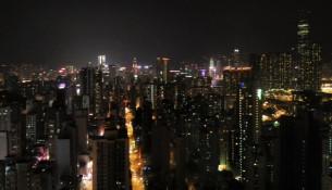 Night Sky over HK!