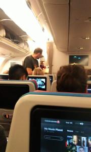 First TK Flight!