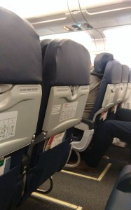 All the legroom!