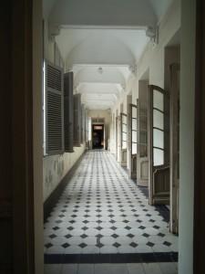 Inside Saigon City Museum!