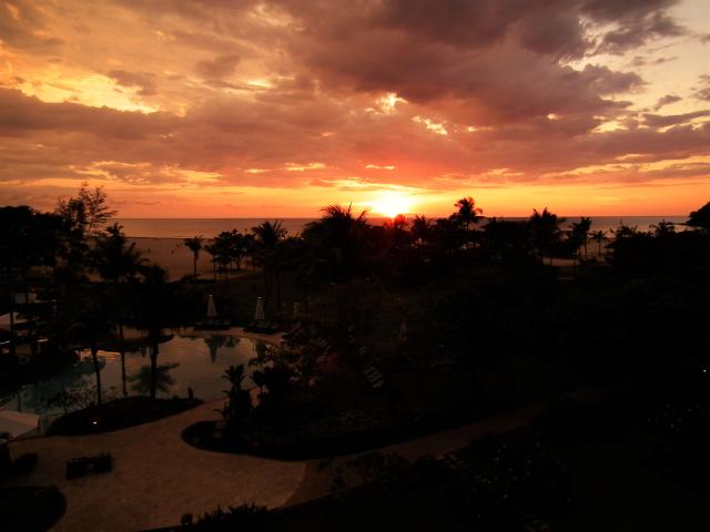 Shangri-La Sunset!