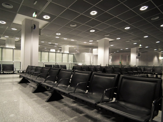 Basic airport facilities