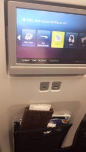World Traveller Plus Seat