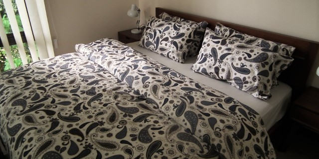 Ranis Lodge Bedroom