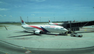 Malaysia Airlines at KLIA