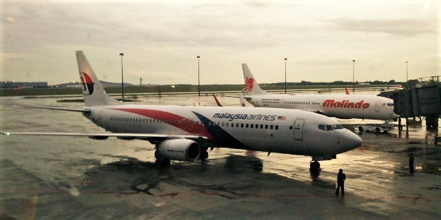 Malaysia Airlines Economy