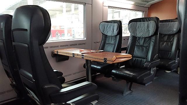 DB First Class