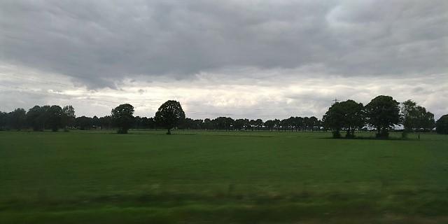 Dutch landscape...