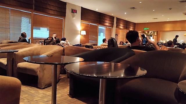 JKT's Worst Airport Lounge