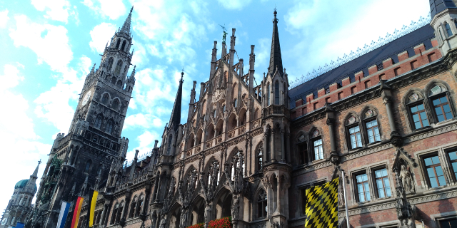 Lovely Munich!