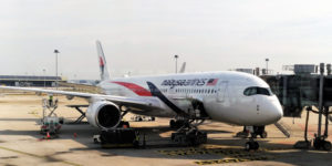 Malaysia Airlines A350