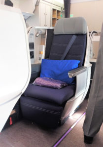 MH Business Cabin A350
