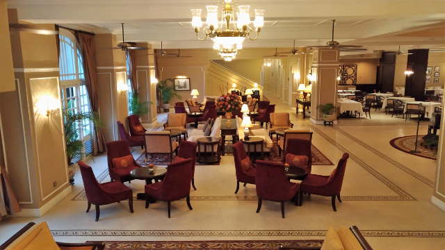 Colonial Cafe - Majestic Hotel